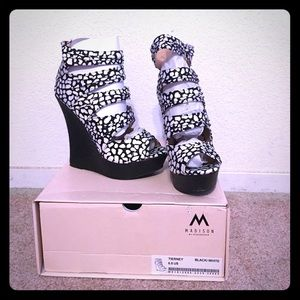 Madison shoes by Shoedazzle